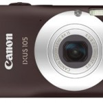 Canon IXUS 105 IS: Bei Amazon für 109€