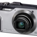 Casio EX-H20G: EXILIM Digitalkamera mit Hybrid-GPS