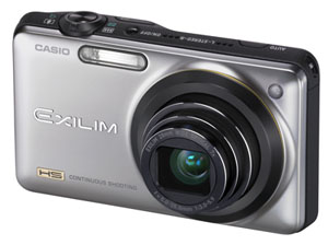 Casio EXILIM ZR10