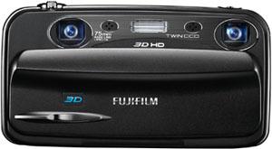 Fujifilm Real 3D W3 Vorne