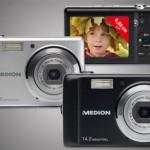Medion Life P43018: Digitalkamera bei Aldi-Nord für 89,99€