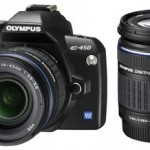 Olympus E-450 inkl. Kit 14-42 mm & 40-150 mm: Bei Amazon für 349€