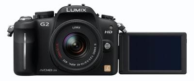 Panasonic Lumix DMC G2