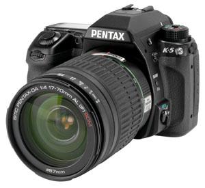 Pentax K-5 Spiegelreflexkamera