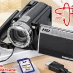 Traveler digitaler HD Camcorder: Bei Aldi-Süd für 149€
