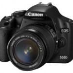 Canon EOS 500D + Kit 18-55 mm: Bei Media Markt