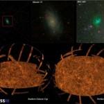Sternenhimmel: Panoramabild mit 1 Terapixel Auflösung