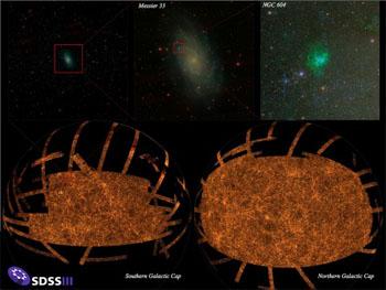 1 Terapixel Bild vom Sternenhimmel