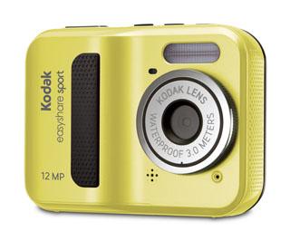 Kodak EasyShare Sport C123