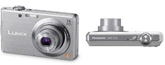 Panasonic Lumix DMC-FS18 & FS16