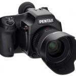 Pentax K-5, K-r, 645 D: Firmware Update