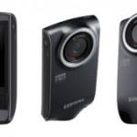 Samsung HMX-P300: Camcorder Neuheit