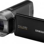 Samsung HMX-Q10: Neuer Full-HD-Camcorder