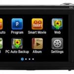 Samsung SH100: Digitalkamera mit WLAN