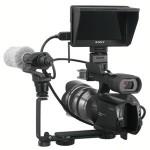 Sony CLM-V55: Zusatzmonitor für Camcorder & Systemkamera