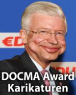DOCMA Award 2011 Thema Karikaturen