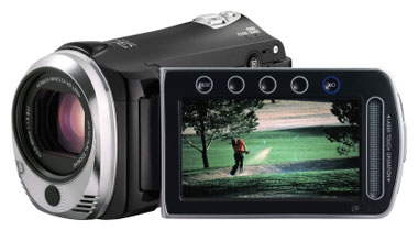 JVC GZ-HM 330 Full-HD Camcorder
