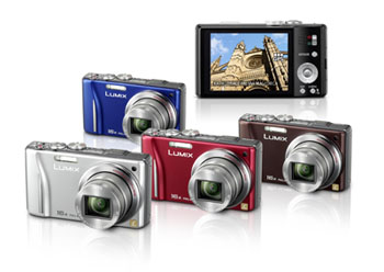 Panasonic Lumix DMC-TZ22 & TZ18