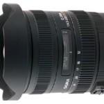 Sigma 12-24mm F4.5 - 5.6 II DG HSM Objektiv
