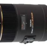 Sigma Makro 105 mm F2.8 EX DG OS HSM Objektiv