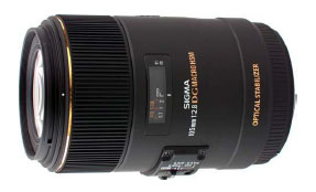 Sigma Makro 105 mm F2.8 EX DG OS HSM