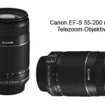 Canon EF-S 55-250 mm 1:4-5,6 IS II: Neues Telezoom-Objektiv