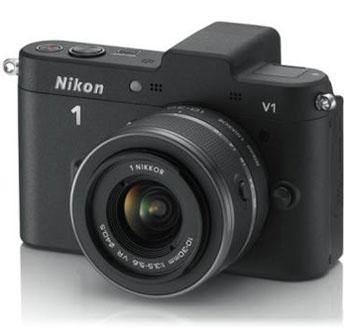 Nikon 1 V1, J1