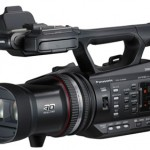 Panasonic HDC-Z10000: 2D/3D Full HD Camcorder mit Doppelobjektiv