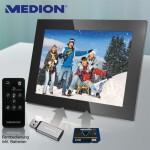 Medion Life E76034 (MD 83448): Digitaler Bilderrahmen bei Aldi-Nord für 39,99€
