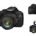 Canon EOS 550D inkl. Kit 18-55mm: Bei Saturn für 559€