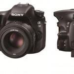 Sony Alpha SLT-A58: Neue SLT-Kamera vorgestellt