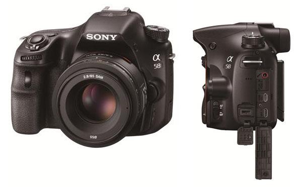 Sony Alpha SLT-A58