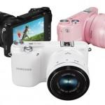 Samsung NX2020 & NX2030: Zwei neue Systemkameras